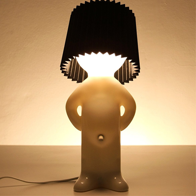 Naked Guy Lamp