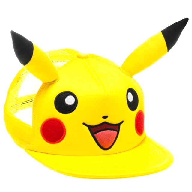 Pikachu Snapback Hat
