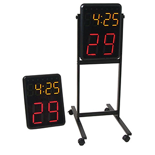 Wireless Shot Clocks