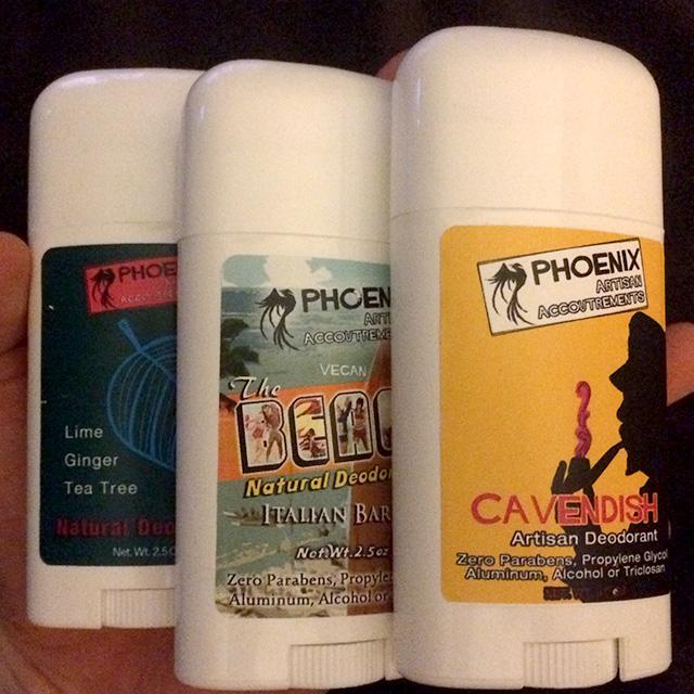 Amazing Deodorants