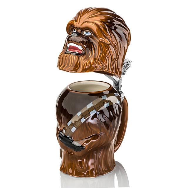 Chewbacca Stein