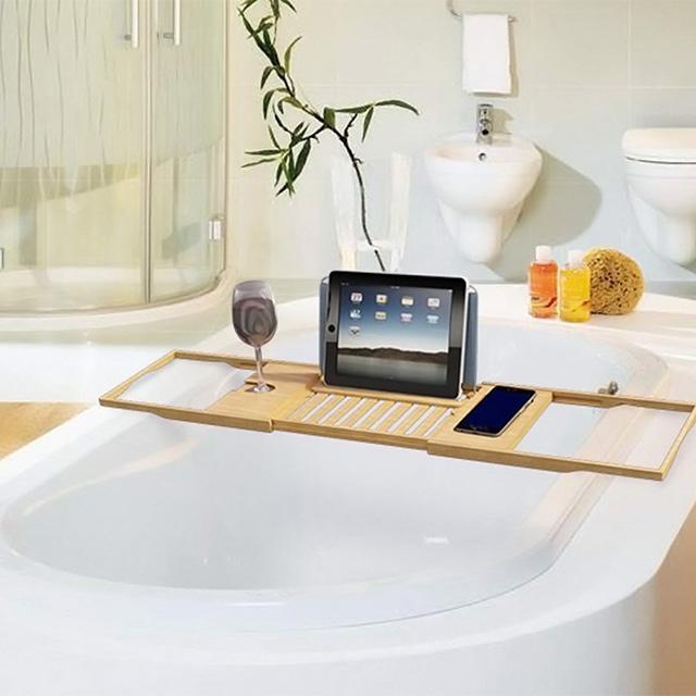 Deluxe Bathtub Caddy