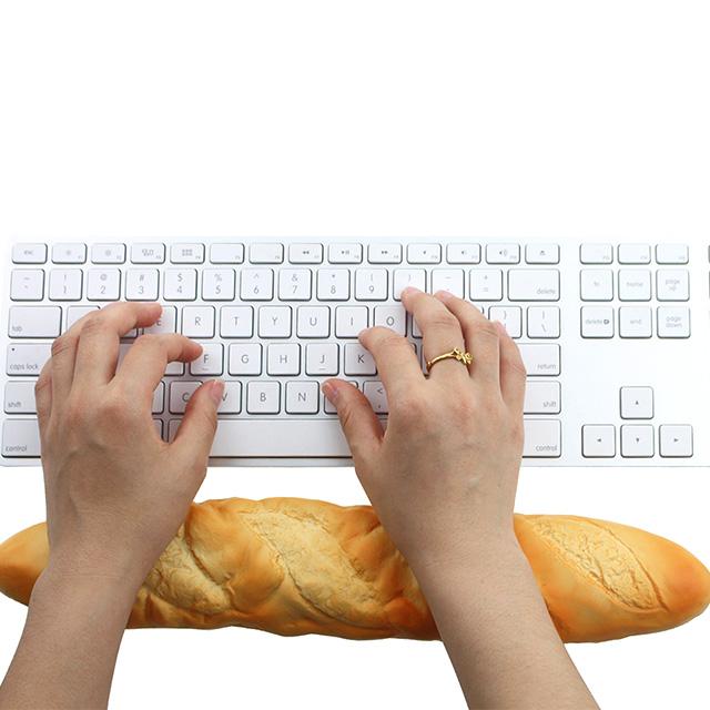 Fake Baguette Wrist Rest