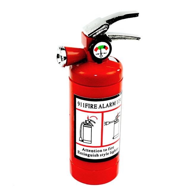 Fire Extinguisher Lighter/Flashlight