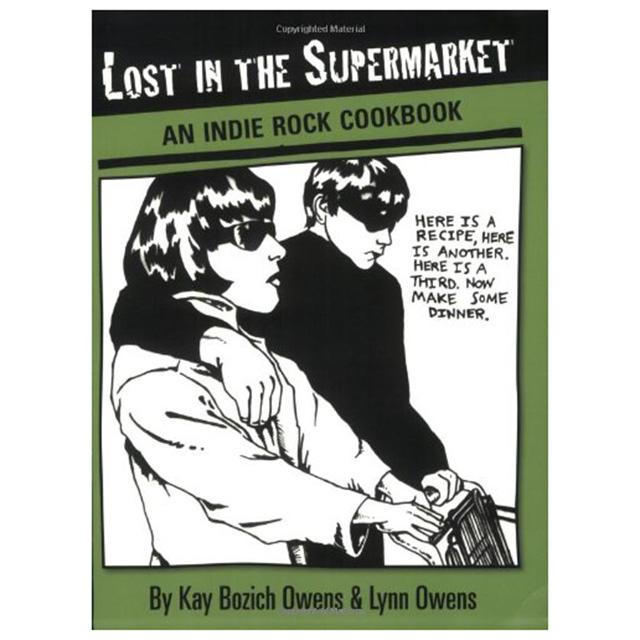 Indie Rock Cookbook