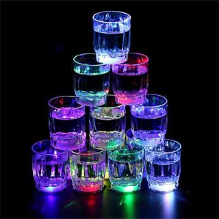 LED Shot Glasses