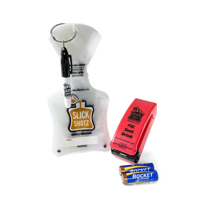 Miniature Disposable Flasks