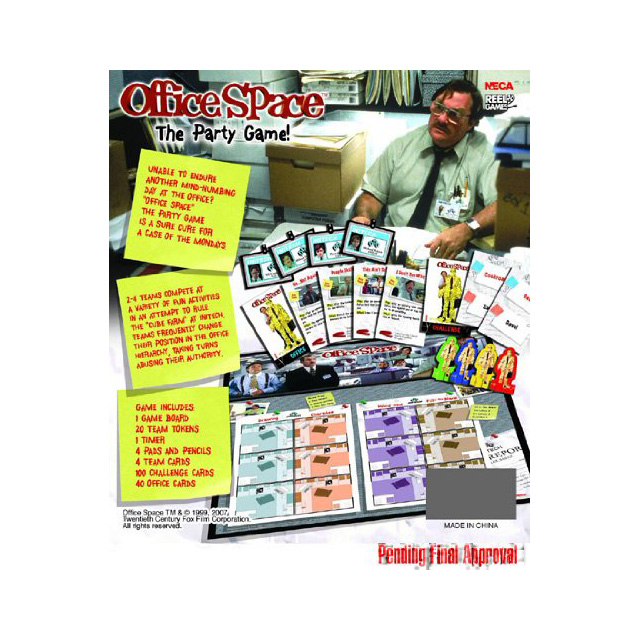 Office Space Party Game
