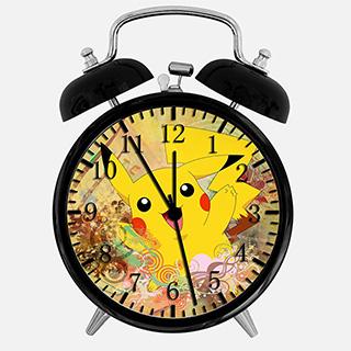 Pikachu Alarm Clock