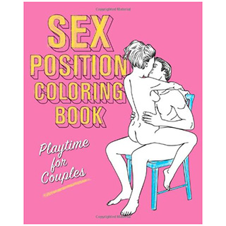 Playtime for Couples Coloring Book