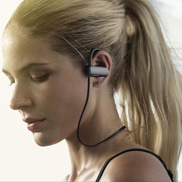 Wireless Sweat-Proof Earbuds