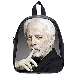 Alejandro Jodorowsky Miniature Backpack