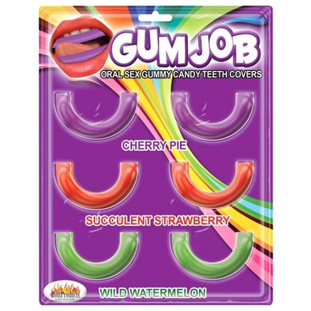 Blowjob Enhancing Candy