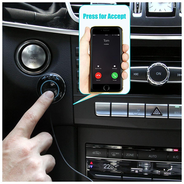 Bluetooth Car Upgrade