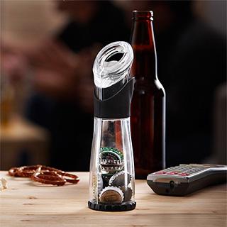 Cap Catching Bottle Opener