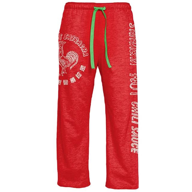 Distressed Sriracha Pajama Pants