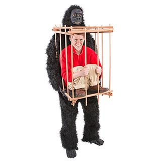 Gorilla Prisoner Costume