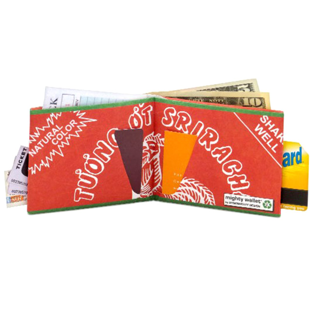 Sriracha Billfold Wallet