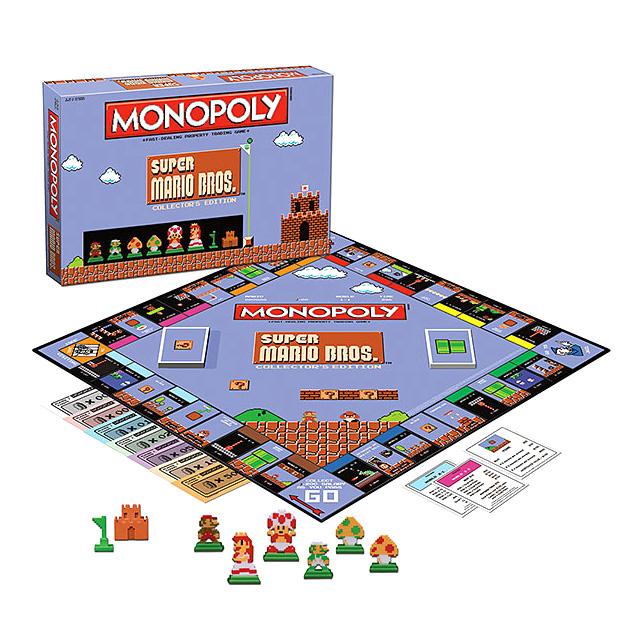 Super Mario Bros. Monopoly