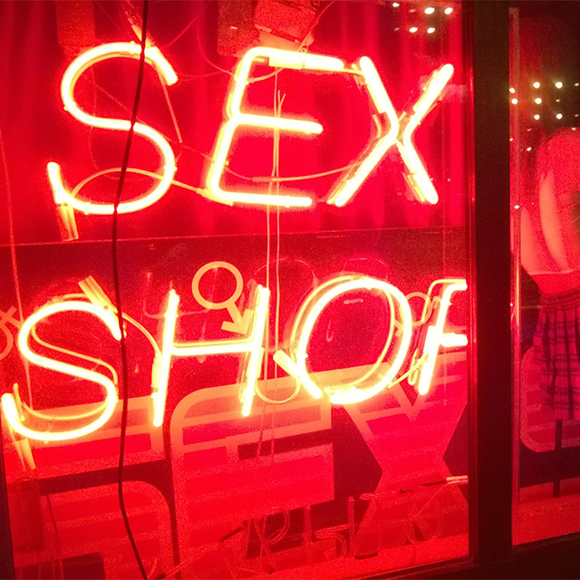 The Weird and Wild World of Sex Toys