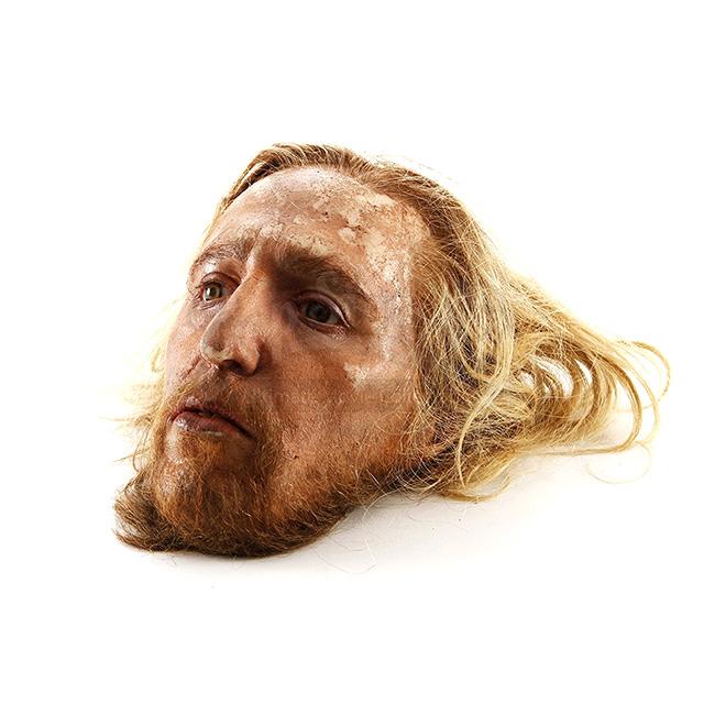 Zaphod Beeblebrox Head