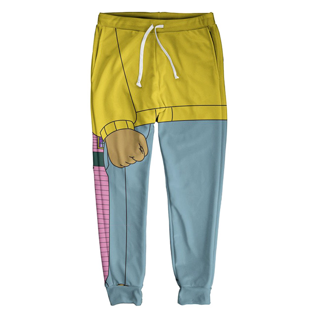Arthur Fist Sweatpants