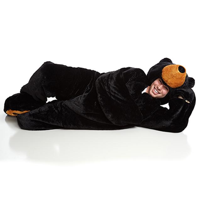 Black Bear Sleeping Bag