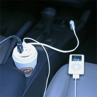 Cupholder Fit Power Inverter
