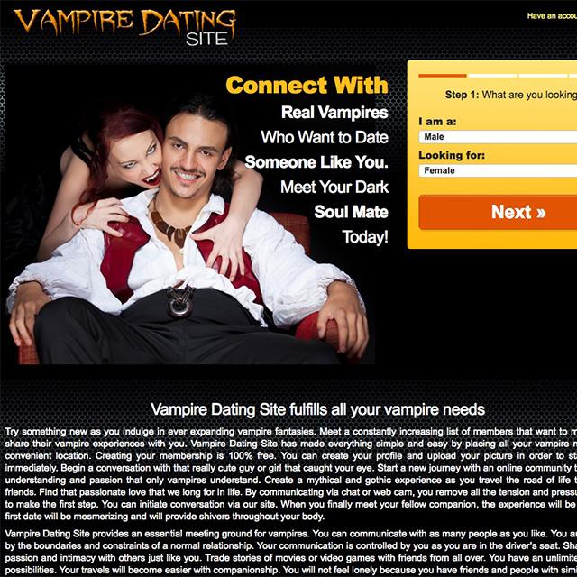 Date a Vampire