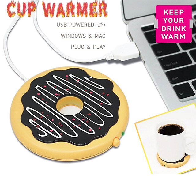 Donut Coffee Warmer