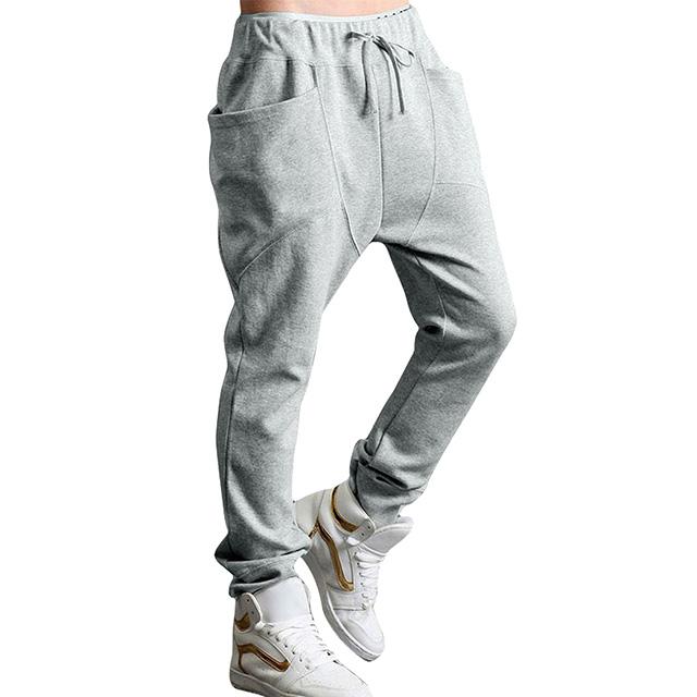 Drop Crotch Sweatpants