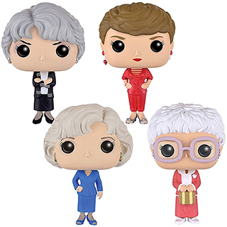 Golden Girls Funko Dolls