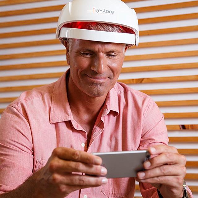 Hair Growth Helmet