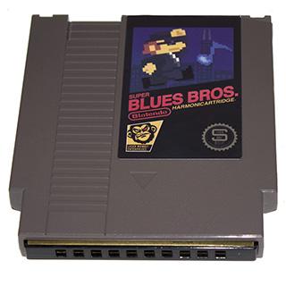 NES Cartridge-Style Harmonica