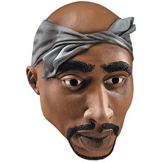 Lifelike Tupac Mask