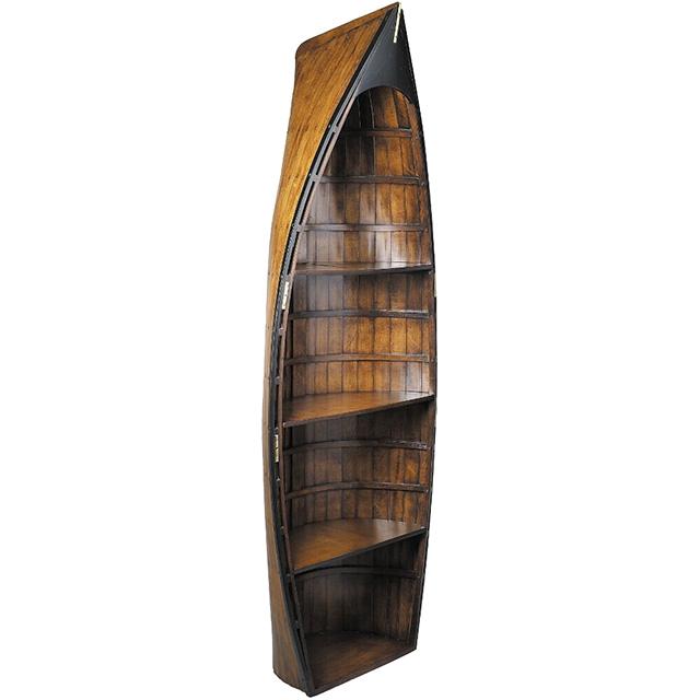 Row Boat Book Shelf