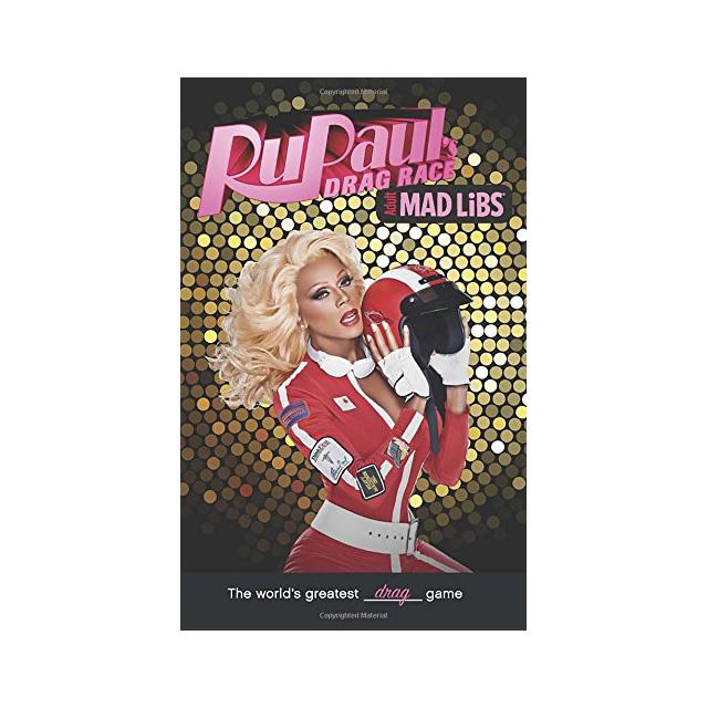 Ru Paul Mad Libs