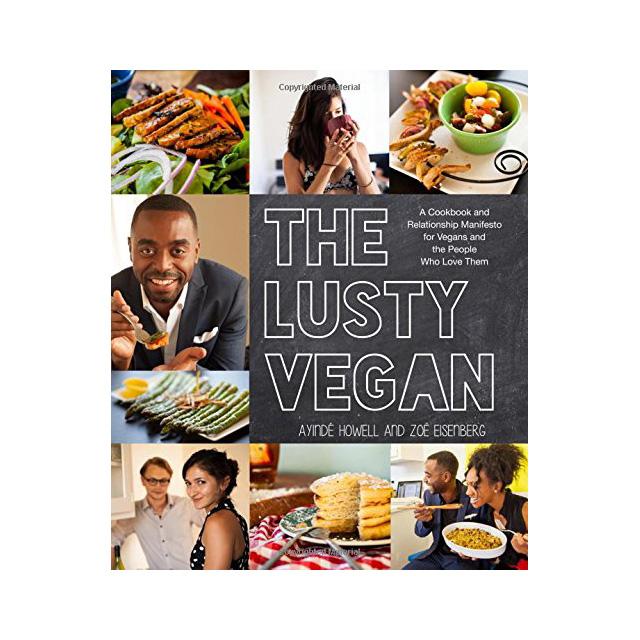 Vegan Cookbook and Relationship Manifesto