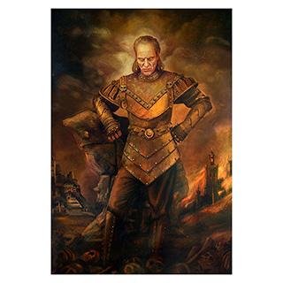 Vigo the Carpathian Poster