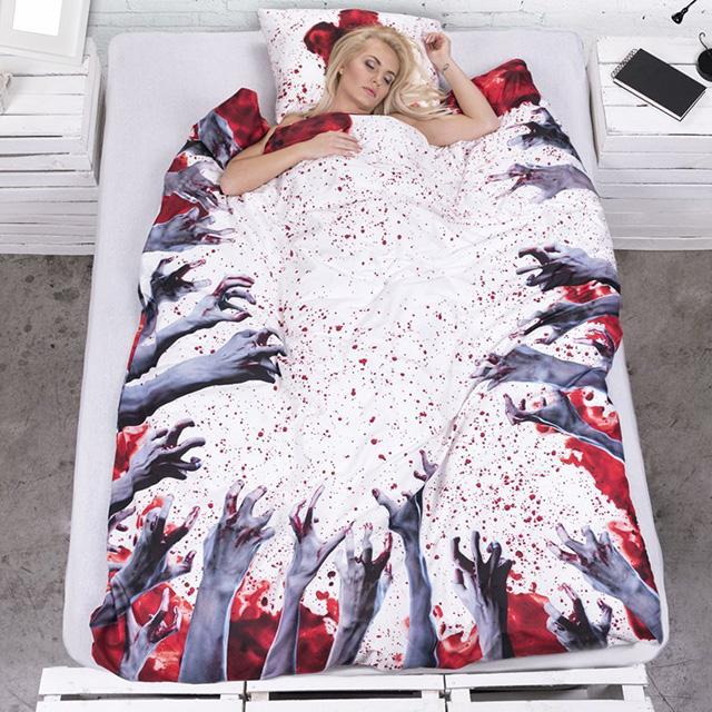 Zombie Dreams Bedding