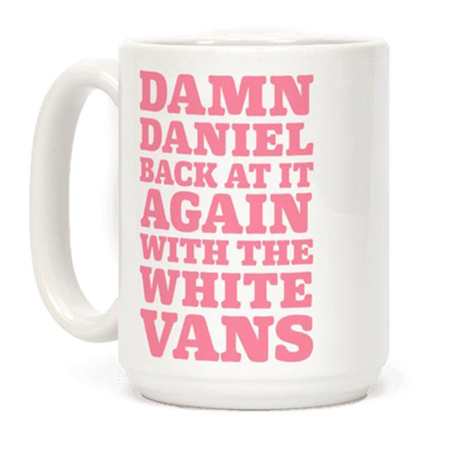 Damn Daniel Mug
