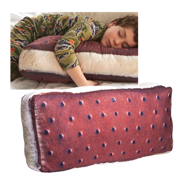 Ice Cream Sandwich Pillow
