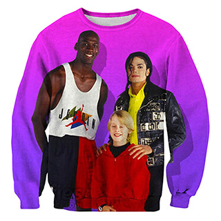Jordan Jackson and Culkin Sweater