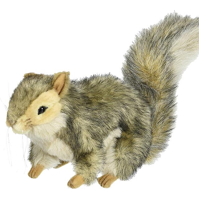 Plush Squirrel