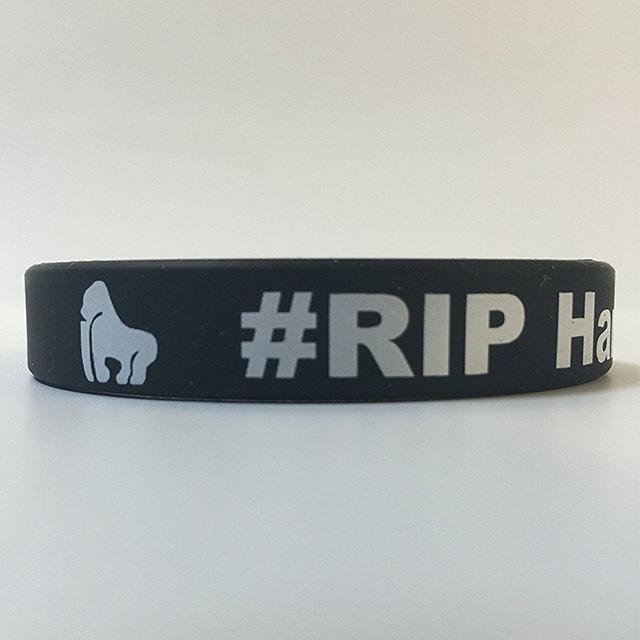 RIP Harambe Wristband