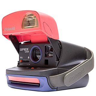 Spice Cam Polaroid