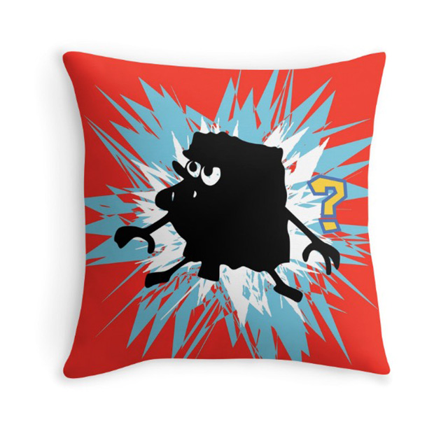 SpongeGar Pokemon Pillow