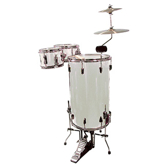 Standup Drum Kit