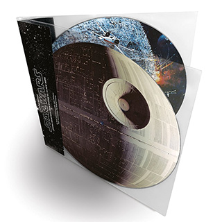 Star Wars OST Picture Disc LPs