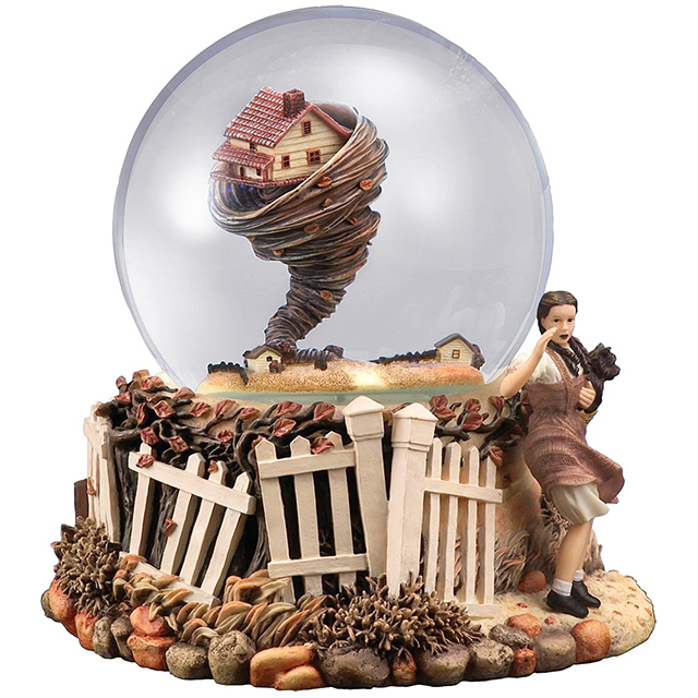 Wizard of Oz Water Globe